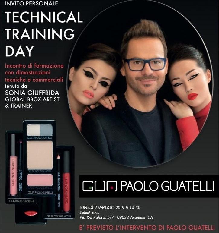 Technical Training Day con Paolo Guatelli